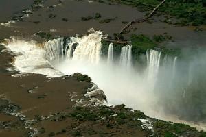 Sobrevôo das Cataratas do Iguaçu