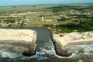 O fim do Brasil, a Barra do Chuí