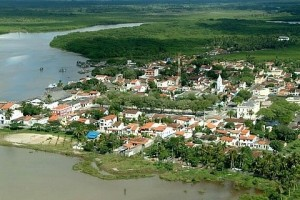A linda cidade de Canavieiras, BA - Foto: Margi Moss