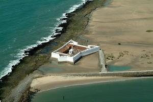 Fortaleza dos Reis Magos, Natal - Foto: Margi Moss