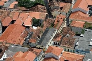 Telhados do centro histórico de São Luis-MA - Foto: Margi Moss
