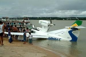 Pousado no porto de Penedo, no Rio São Francisco - Foto: Margi Moss