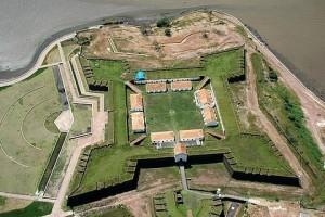 Fortaleza de São José de Macapá - Foto: Margi Moss
