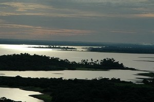 Lagoa do Viana, no Rio Pindaré, Maranhão - Foto: Margi Moss